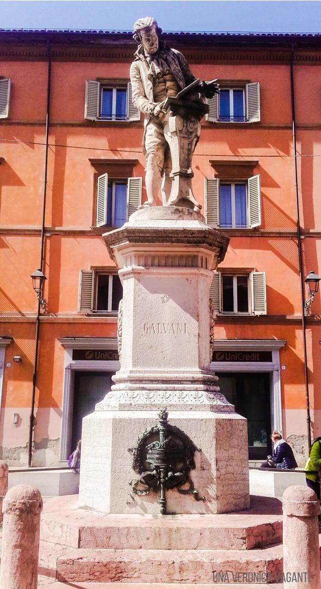 statua Galvani